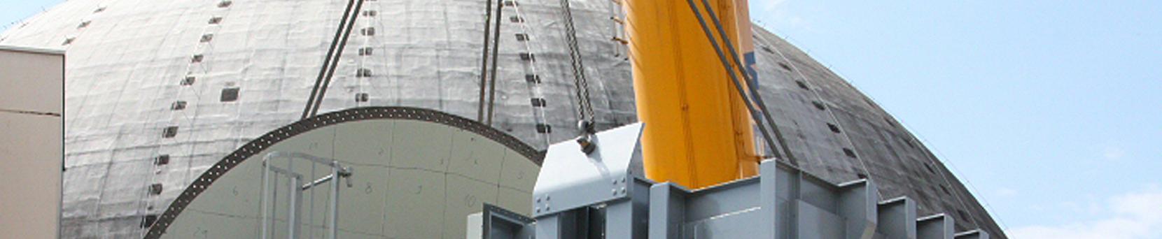Rückbau von Nukleartechnischen Anlagen