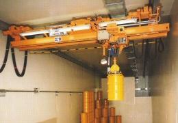 Krane und Manipulator-trägersysteme (MTS)